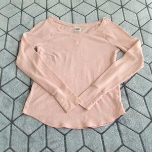 {Victoria's Secret Pink} 💗 Blush Thermal Top